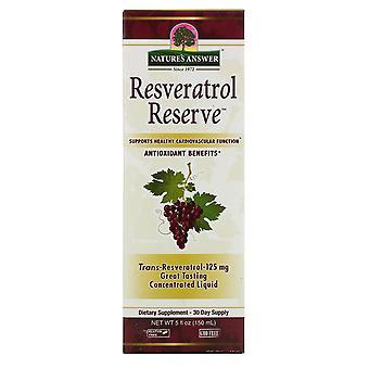 Nature's Answer, Resveratrol Reserve, 5 fl oz (150 ml)