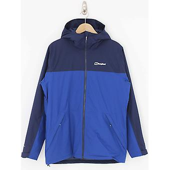 Berghaus Deluge Pro 2.0 Insulated Jacket - Blue/Navy