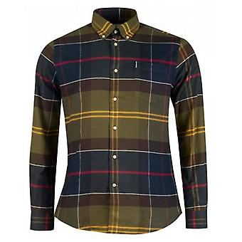 Barbour Tartan 3 Tailored Fit Original Shirt