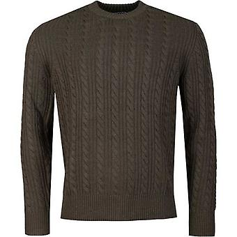 J.lindeberg Henry Cable Knit Jumper