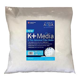 Evolution Aqua K+ Advanced Floating Filter Media 50L