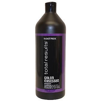 Matrix Gesamtergebnisse Conditioner Farbe besessen Antioxidans für Farbe-Pflege 1 Liter (1000ml)
