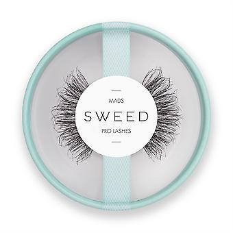 SWEED False Pro Eyelashes - Mads 3D - Easy to Apply Luxury Fake Lashes