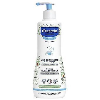 Mustela Cleansing Milk Dry Skin 500 ml