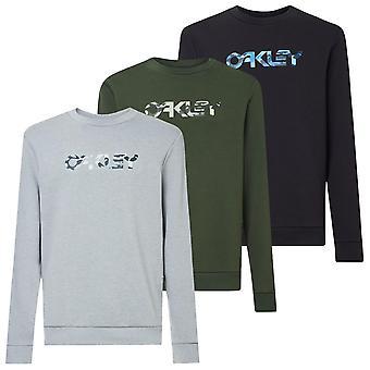 Oakley Mens B1B Camo Crewneck Fleece Sweatshirt Sweater