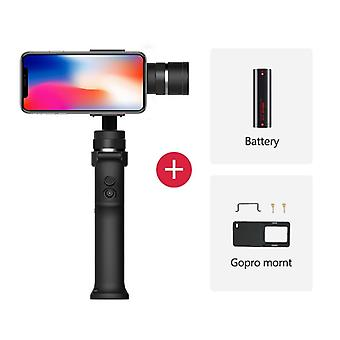 Capture 3 Axis Handheld Gimbal Stabilizer Smartphone For Gopro/xiaomi 4k Action Camera