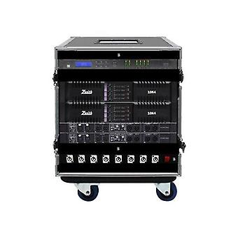 Line array & subwoofer fully programmed control center 20,000w rms