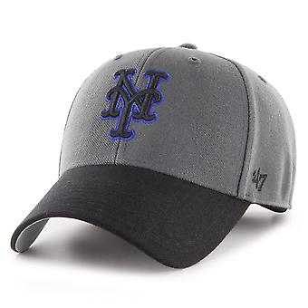 47 Brand Relaxed Fit Cap - MLB New York Mets charcoal