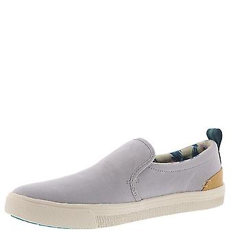 Toms Women's Shoes Trvl lite slip on Suede Closed Toe Loafers