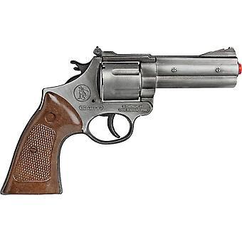 CAP GUN - 127/1 - Gonher Police Revolver 12 Shots