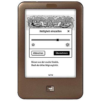 Ebook Reader, Light Electronic Book, 6 Inch 1024x758 Backlight 4GB