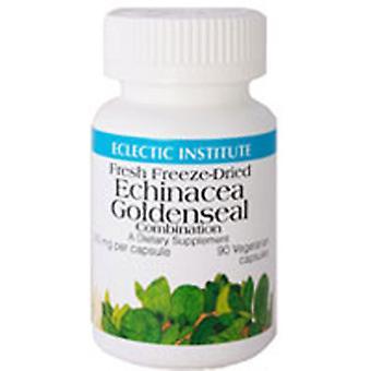 Istituto eclettico Inc Echinacea - Goldenseal, 90 Caps