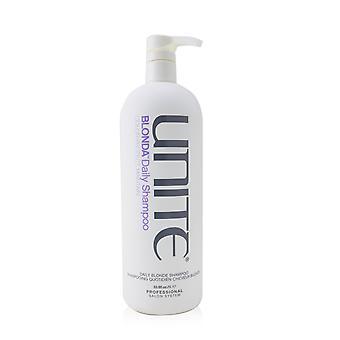 Blonda daily shampoo 254246 1000ml/33.8oz