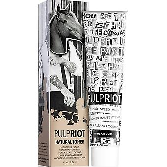 Pulp Riot Semi Permanent Cruelty-free & Vegan Hair Dye Toner - Natural 90ml