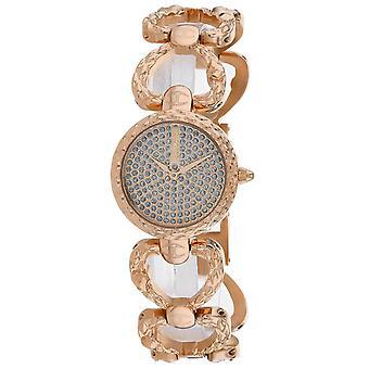 Just Cavalli Women's Dress  Rose Gold Dial Watch - JC1L132M0085