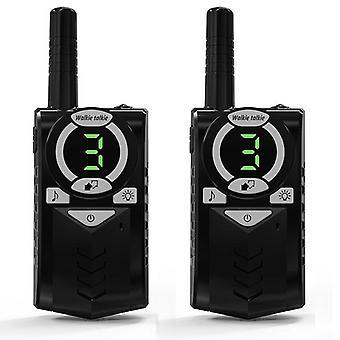 2pcs Toy Walkie Talkie Kids, Radio Station 0.5w 7km, Two-way Radio Transceiver