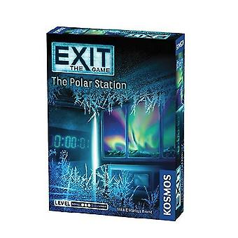 Exit The Game The Polar Station Card Game