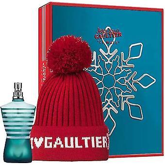 Jean Paul Gaultier Le Male Eau de Toilette Spray 125ml Gift Set