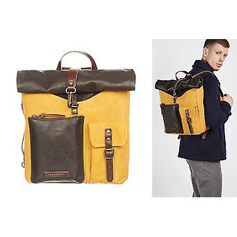 Brownyellow Backpack