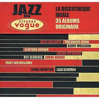 Jazz on Vogue - Jazz on Vogue: La Discotheque Ideale 35 Albums [CD] USA import