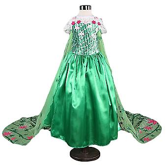 Fantasy Masquerade Role-playing Dress For - Princess, Halloween Cosplay Party