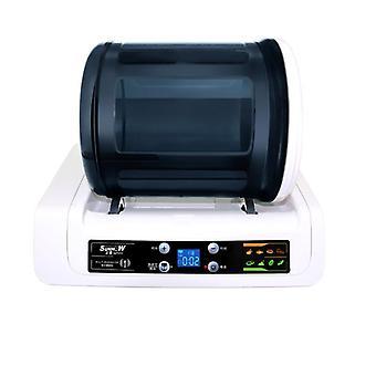 Household  Automatic Electric Vacuum Food Marinator Tumbling Machine  (white)