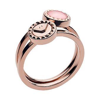 Emporio Armani - Ring - Ladies - EGS2694221 - ESSENTIAL