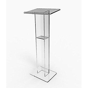 Lectern Plexiglass, Acrylic Podium Plexiglass Pulpit School & Church
