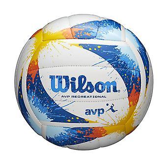 Wilson AVP Splattered Volley-ball