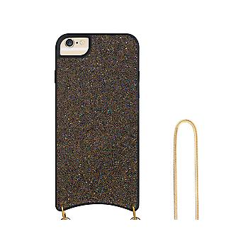 H-basics phone chain for Apple iPhone 6 / 6S necklace case cover