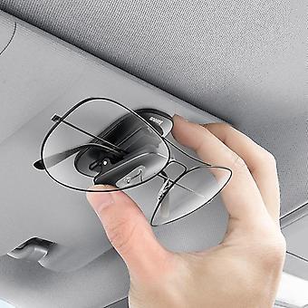 Baseus Auto Brille Fall Auto Sun Visier Gläser Halter Sonnenbrille Clip