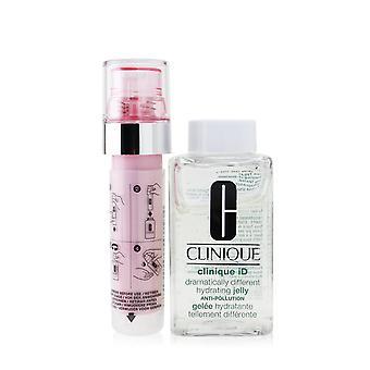 Clinique i d dramatisch verschillende hydraterende gelei + actieve cartridge concentraat voor reactieve huid 256823 125ml/4.2oz
