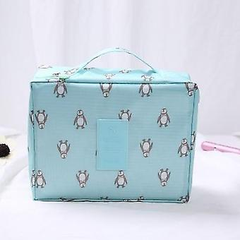 Cosmetic Bag, Waterproof/portable Makeup Bag And Travel Women Necessity Beauty