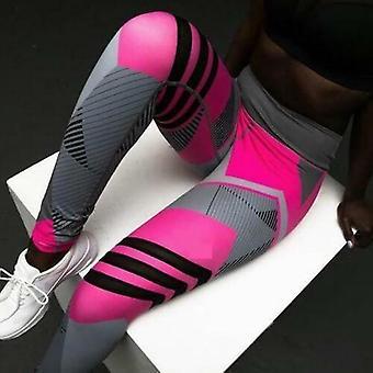 Reflective Sport Yoga Pants