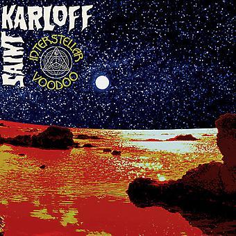 Saint Karloff - Interstellar Voodoo [Vinyl] USA import