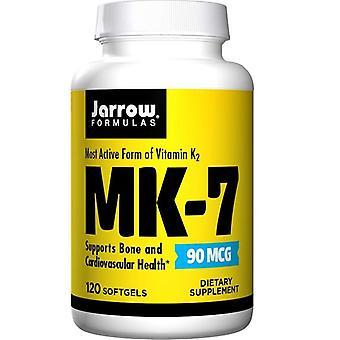 Jarrow Formulas Vitamin K2 MK7 90mcg Softgels 120