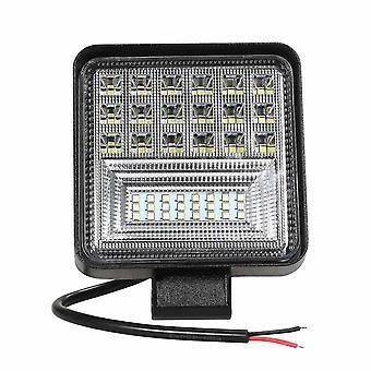 Led work light bar flood spot beam offroad car truck daylight refitting lamp cross-country