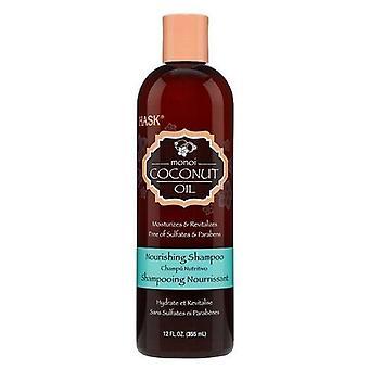 Hask Monoi Coconut Oil Nutritional Champú 355 ml