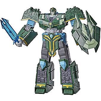 Transformers Cyberverse Ultimate Class Iaconus Action Figure, Energon Armor