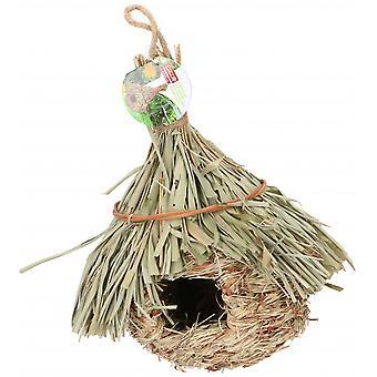 bird's nest straw s23x31cm