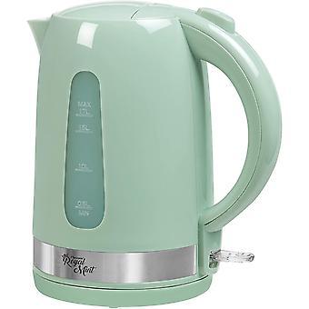 Wokex Design Wasserkocher mit Kochstopp-Automatik, Royal Mint, 1,7 Liter, 2200 Watt, Mintgrn