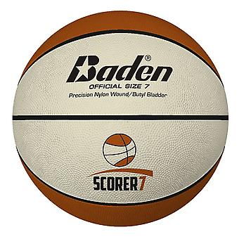 Baden Basketball Scorer Indoor/Outdoor Deluxe Kumipallo - Koko 7