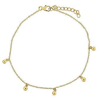 Cute Star Moon Tortoise Lightning Small Beads Anklets
