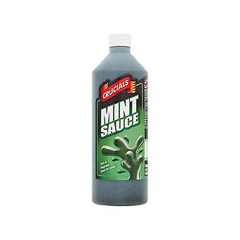 Crucials Mint Squeezy Sauce 1L