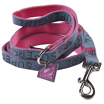 For Fan Pets Supergirl strap (Dogs , Collars, Leads and Harnesses , Leads)