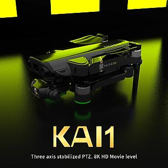 KAI ONE Pro Drone 8k HD mechanische 3 Achsen Gimbal Dual Kamera 5G Professional Antenne| RC Helicopters