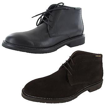 Mephisto Mens Tiberio Chukka Ankle Boot Shoes