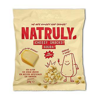 Cheesy snack's 20 g