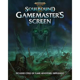 Warhammer: Age of Sigmar Roleplay - Pantalla de Soulbound Gamemaster