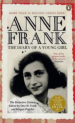 Diary of a Young Girl 9780241952436 by Anne Frank